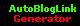 AutoBlogLink Generator